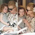 Làng sao - Con gái Nicole Kidman xinh như búp bê