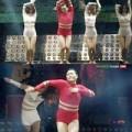 Clip Eva - Psy uốn éo, lăn lê trong concert riêng