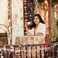 Làng sao - MC Thuỳ Linh xinh tươi đón Noel