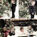 Làng sao - Subeo sành điệu đón Noel cùng các bạn
