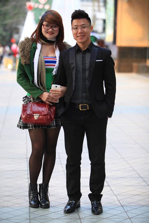 gioi tre ha thanh dien doi an tuong choi noel - 9