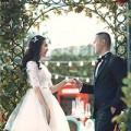 Làng sao - Ảnh cưới thần tiên của Á hậu Thùy Trang
