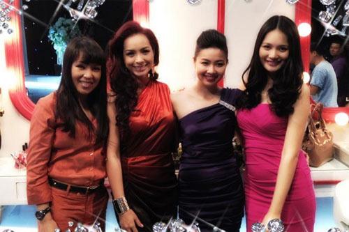 top 5 sao bau 'muon ngam' nhat 2013 - 1