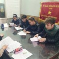 Làng sao - Yanbi và Mr. T đến Sở VH-TT-DL Hải Phòng giải trình