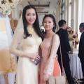 Làng sao - Lộ diện em gái dịu dàng của Thùy Trang