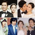 Làng sao - Đám cưới được săn đón nhất showbiz Hàn 2013