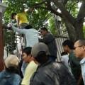 Tin tức - Giang hồ phá cổng ĐH Hùng Vương trấn áp giáo viên, sinh viên