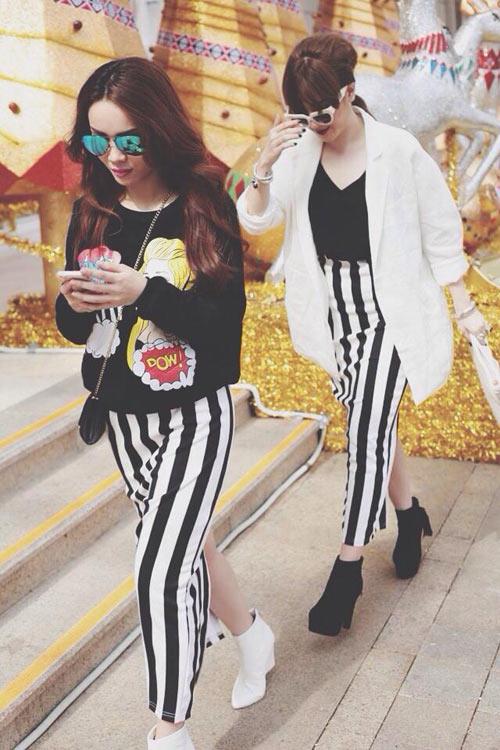 soi street style 'dang ne' cua yen trang nam 2013 - 2