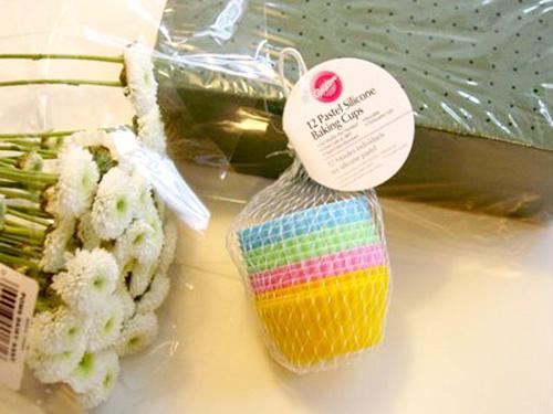la mat kieu cam hoa hinh banh cupcake - 1