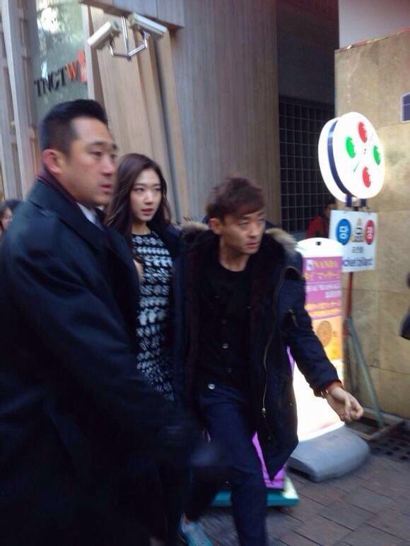 fan xep hang dai cho gap park shin hye - 2