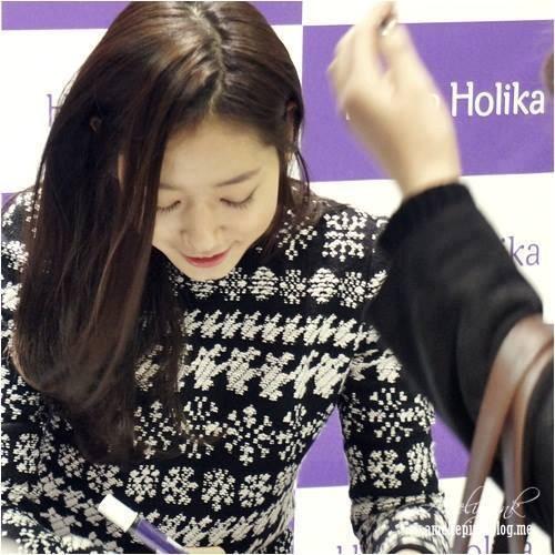 fan xep hang dai cho gap park shin hye - 7