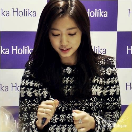 fan xep hang dai cho gap park shin hye - 8