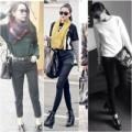 Thời trang - Tuần qua: Người đẹp Sài Gòn xúng xính áo đông