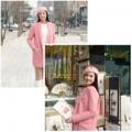 Làng sao - Ngọc Hân thanh lịch du ngoạn Hàn Quốc
