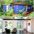 Nhà đẹp - Nhà làm từ container siêu đẹp, tiết kiệm