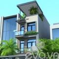 Không gian đẹp - Sẵn tiền xây 80m2 nhà phố 'nổi' nhất xóm