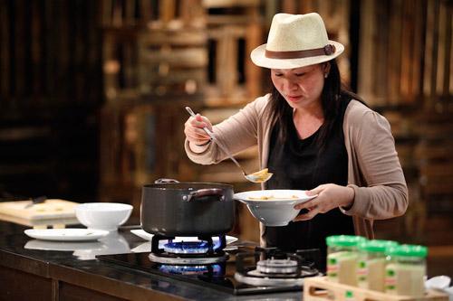 khanh phuong: nhuom toc cho ca tinh hop voi chuong trinh - 6