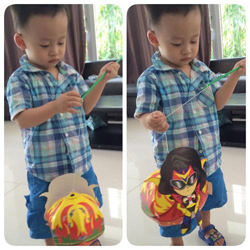 phan thi ly hanh phuc khoe bung bau 3 thang - 7