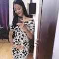 Làng sao - Phan Thị Lý hạnh phúc khoe bụng bầu 3 tháng
