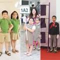 Làm mẹ - Những bộ đồng phục tiền triệu của học sinh Hà Nội
