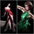 Thời trang - Quỳnh Paris thiết kế trang phục cho nhạc kịch Na Uy