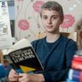 Tin tức - Cậu bé 14 tuổi có chỉ số IQ cao hơn Albert Einstein