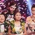 Làm mẹ - Thiện Nhân trở thành quán quân Giọng hát Việt nhí 2014