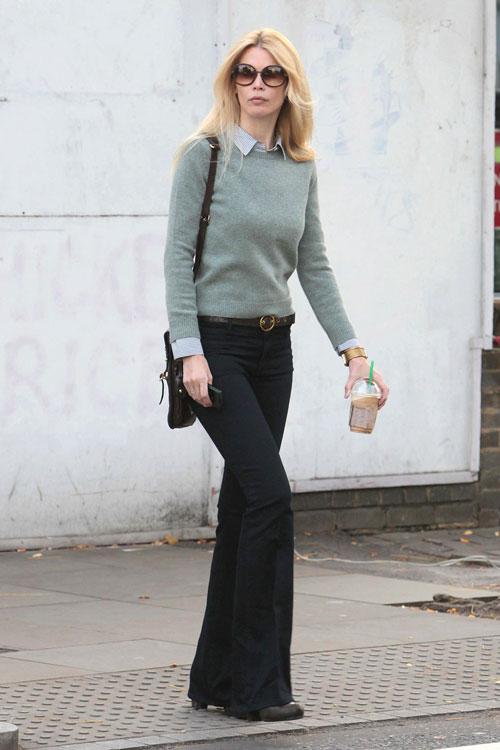 """Chọn quần jeans """"trị"""" mông lép, chân to - 7"""