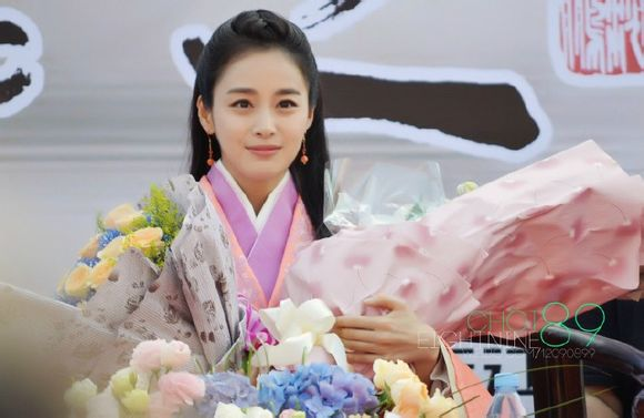 kim tae hee lo nep nhan khi dong phim tai trung quoc - 9