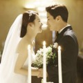 Làng sao - Lễ cưới đẹp như mơ của người đẹp Gia đình đá quý