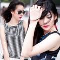 Thời trang - Cách mặc trắng đen tuyệt đẹp cho nữ công sở