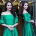 Làng sao - Trương Ngọc Ánh khoe vai trần sexy tại sự kiện