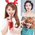 Làm đẹp - 3 kiểu tóc làm nên vẻ đẹp thiên thần của Chi Pu
