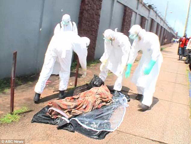 thi the nan nhan ebola dot nhien song lai - 1