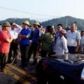 Tin tức - Dân chặn cao tốc Nội Bài - Lào Cai đòi nợ đơn vị thi công