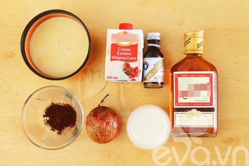 Cách làm kem 3 mùi chỉ tốn 15 phút-1