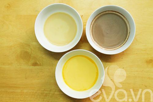 Cách làm kem 3 mùi chỉ tốn 15 phút-4