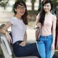"""Thời trang - Cấm mặc quần jeans đi học: Lời kêu oan """"rớt nước mắt""""!"""