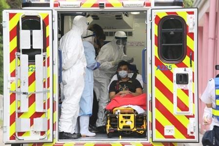 Ebola có thể gây 'bão' tại Trung Quốc trong 3 tuần tới-1