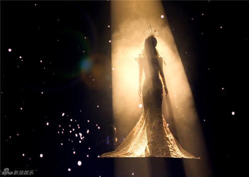 Mê mẩn nhan sắc tuyệt trần của Nữ thần Kim Ưng-3