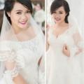 Thời trang - 4 mẫu váy cưới 'cứu cánh' cho cô dâu bắp tay thô