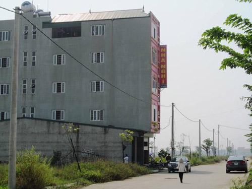 Án mạng trong nhà nghỉ ở Vĩnh Phúc: Hung thủ học lớp 12-1
