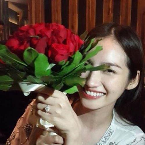Trúc Diễm bất ngờ được bạn trai Việt kiều cầu hôn-2