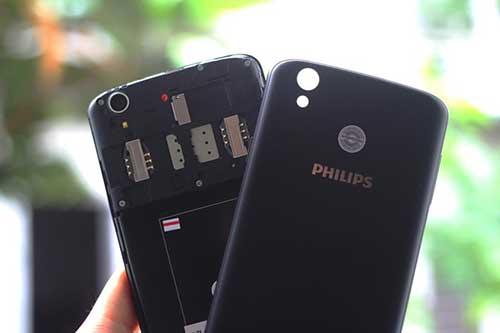 Mở hộp Philips I908 - màn hình 5 inch Full HD giá 6,5 triệu-13