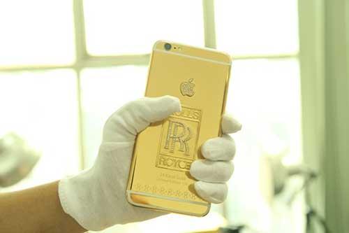 iphone 6+ gia 200 trieu cho tin do rolls-royce tai vn - 1
