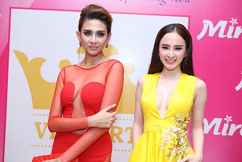 "angela phuong trinh kho ""de bep"" ve sexy vo hoang yen - 10"
