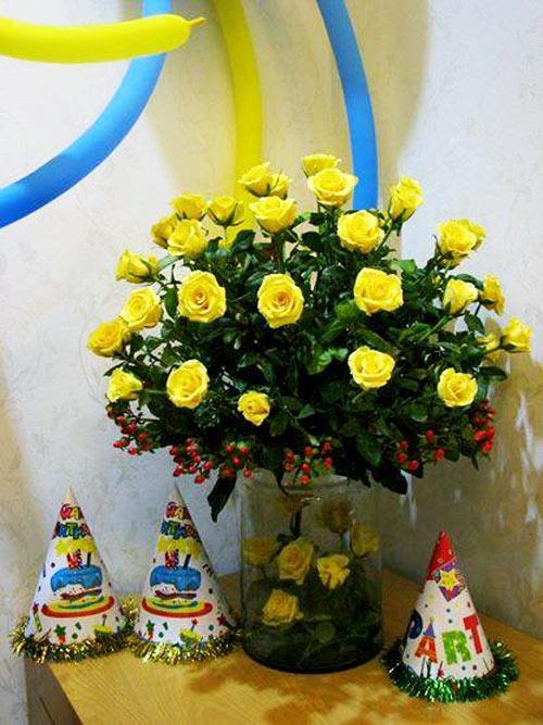 Thăm ban công hoa tình yêu ở quận Từ Liêm - 11