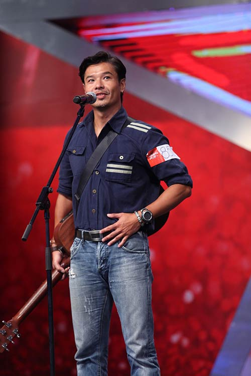 """vn's got talent: thi sinh hung bien, bgk """"nhan mat"""" - 3"""