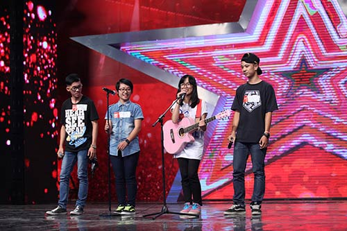 """vn's got talent: thi sinh hung bien, bgk """"nhan mat"""" - 9"""