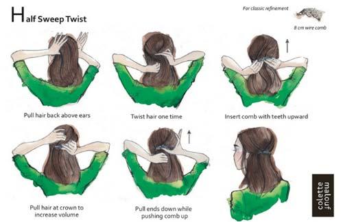 7 kiểu tóc đẹp để cả tuần đều xinh như ngày 20/10 - 7